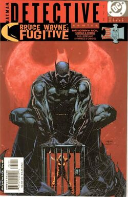 Detective Comics Vol 1-772 Cover-1