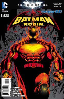 Batman and Robin Vol 2-11 Cover-1