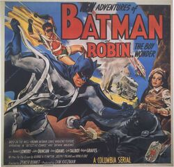 199 6sh new adventues of batman and robin