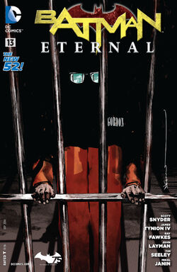 Batman Eternal Vol 1-13 Cover-1