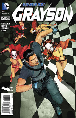 Grayson Vol 1-4 Cover-1