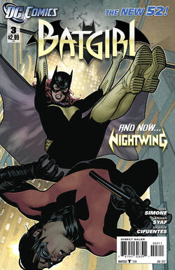 Batgirl Vol 4-3 Cover-1