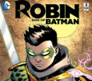 Robin: Son of Batman (Volume 1) Issue 3