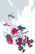Harley Quinn Vol 2-18 Cover-2 Teaser