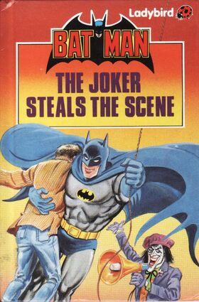 Batman The Joker steals the Scene