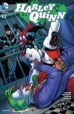 Harley Quinn Vol 2-25 Cover-2