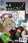 Teen Titans Vol 5-2 Cover-3