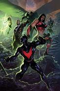 Batman Beyond Vol 6-10 Cover-1 Teaser
