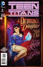 Teen Titans Vol 5-11 Cover-2