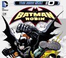 Batman and Robin (Volume 2) Issue 0