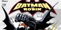 Batman and Robin (Volume 2)/Gallery