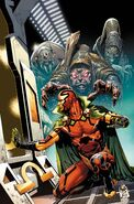 Earth 2 World's End Vol 1-9 Cover-1 Teaser