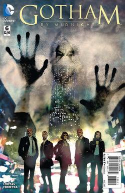 Gotham by Midnight Vol 1-6 Cover-1