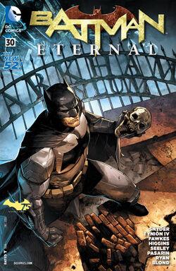 Batman Eternal Vol 1-30 Cover-1