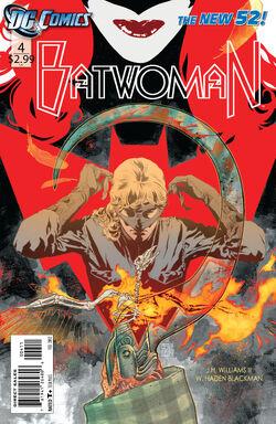 Batwoman Vol 1-4 Cover-1