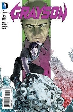 Grayson Vol 1-10 Cover-1