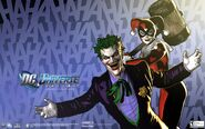 DC wallpaper JokerHarley