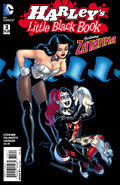 Harley's Little Black Book Vol 1-3 Cover-1