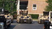 Camouflage batmobile tumbler