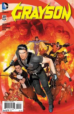 Grayson Vol 1-20 Cover-1