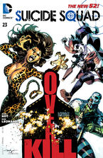 Suicide Squad Vol 4-23 Cover-1