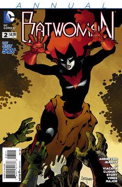 Batwoman Annual Vol 1-2 Cover-1