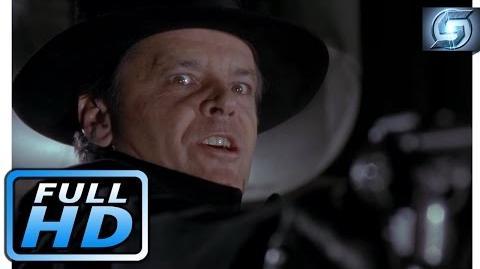 Jack Napier Axis Chemicals Scene Jack Becomes Joker Batman (1989)