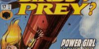 Birds of Prey Issue 17