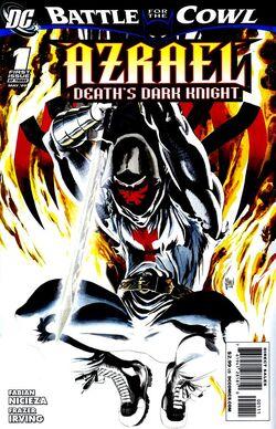 Azrael Death's Dark Knight -1