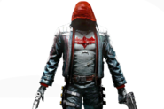 Batman arkham knight red hood render