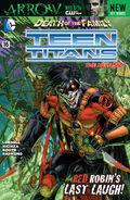 Teen Titans Vol 4-16 Cover-1