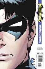 Nightwing Vol 3-15 Cover-1