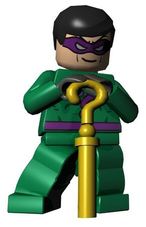 The Riddler LBTVG