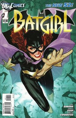 Batgirl Vol 4-1 Cover-1
