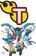 Beast Boy and The Teen Titans