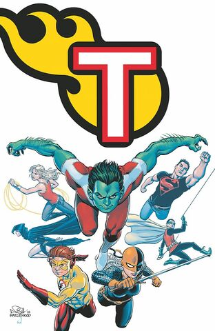 File:Beast Boy and The Teen Titans.jpg