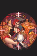 Harley Quinn Vol 2-4 Cover-1 Teaser