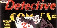 Detective Comics Issue 71