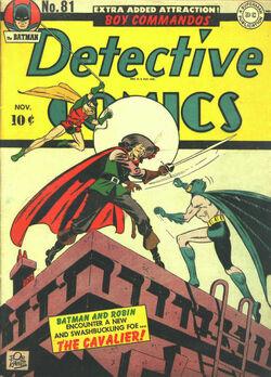 Detective Comics Vol 1-81 Cover-1