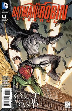Batman and Robin Eternal Vol 1-6 Cover-1