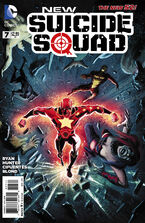 New Suicide Squad Vol 1-7 Cover-1