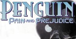 Penguin Pain and Prejudice logo