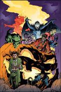 Teen Titans Vol 5-13 Cover-2 Teaser