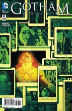 Gotham by Midnight Vol 1-8 Cover-1