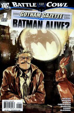 Gotham Gazette Batman Alive -1