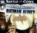 Gotham Gazette: Batman Alive? 1