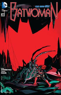 Batwoman Vol 1-28 Cover-1