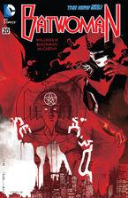 Batwoman Vol 1-20 Cover-1