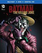 Batman-The Killing Joke (Blu-Ray-DVD)