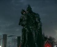 Kiss Batman-Catowman